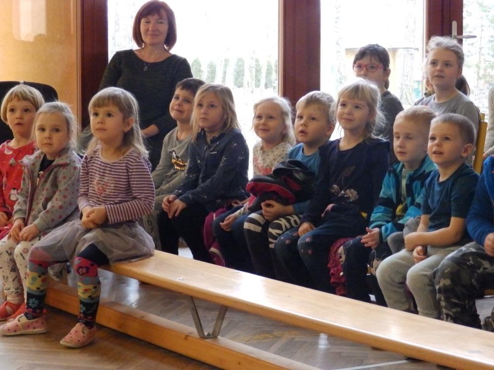 Děti na představení