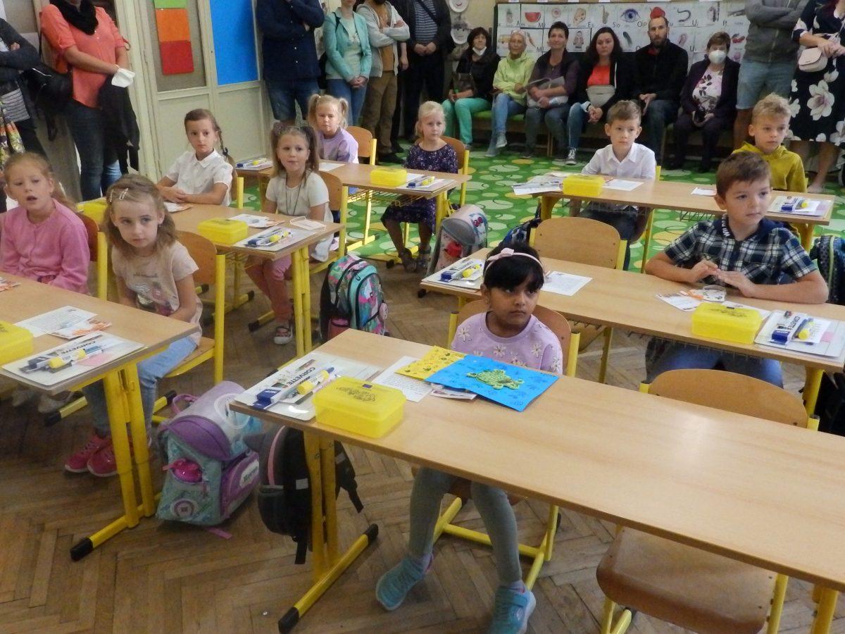 Děti ve škole 1