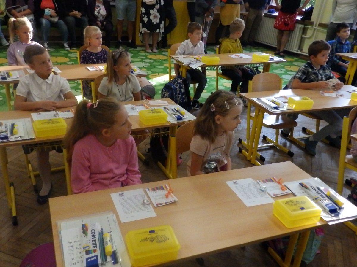 Děti ve škole 2